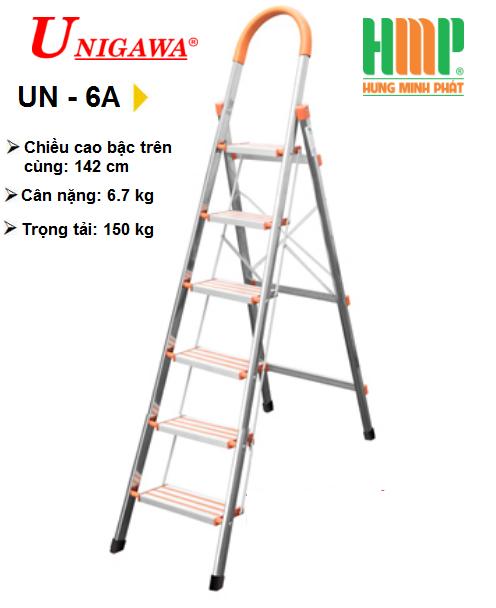 Thang nhôm Unigawa Un-6A