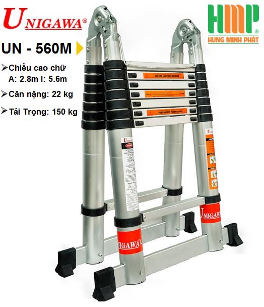 Thang nhôm Unigawa Un-560